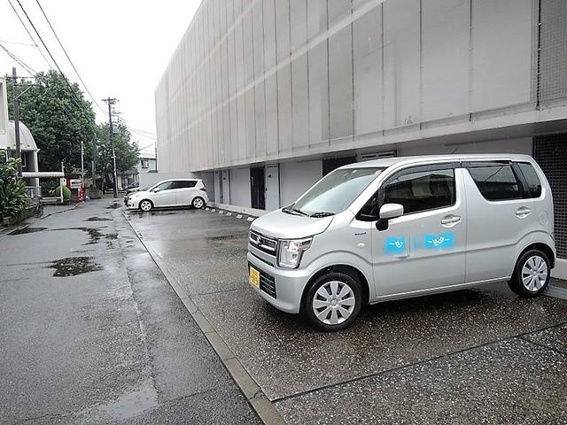 稲田堤駅 徒歩7分駐車場