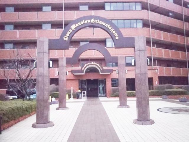 二俣川駅 徒歩7分エントランス