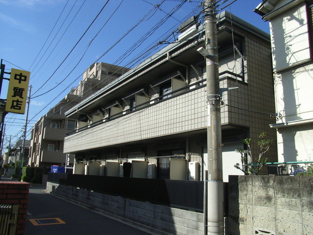 中野坂上駅 徒歩2分外観
