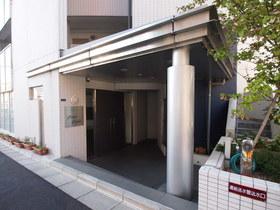 南新宿駅 徒歩21分エントランス