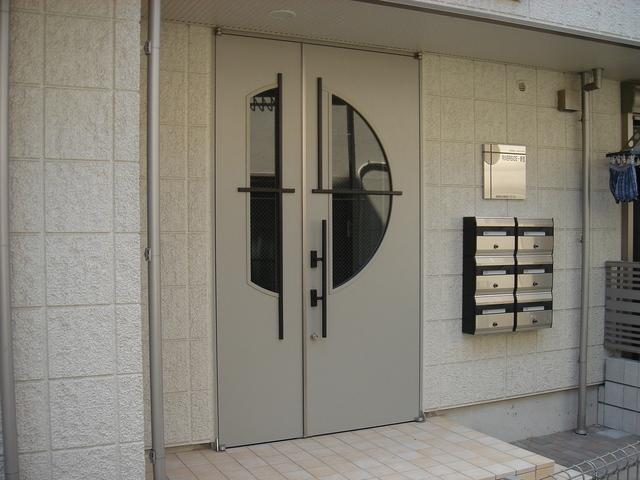 RIVERSIDE・新宿エントランス
