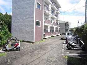 トキワダイマンション駐車場