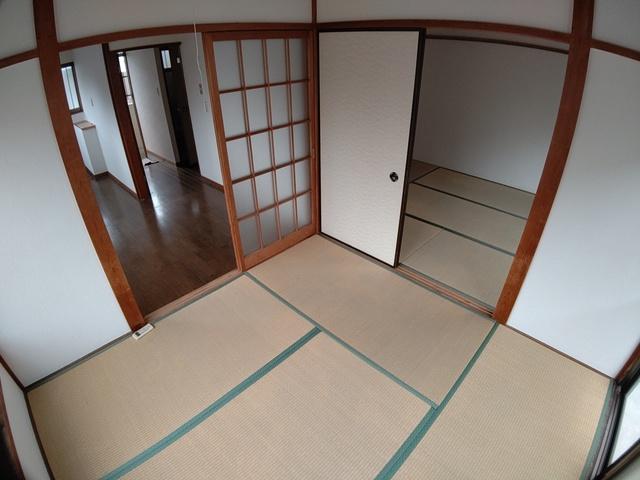 メゾンドール居室