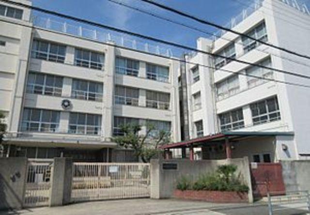 プラムガーデンハイツ 大阪市立加美東小学校