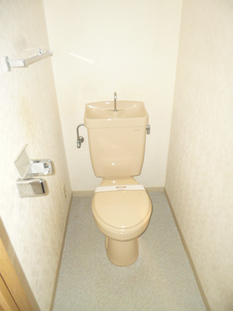 成増駅 徒歩17分トイレ