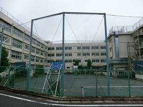 区立貫井中学校