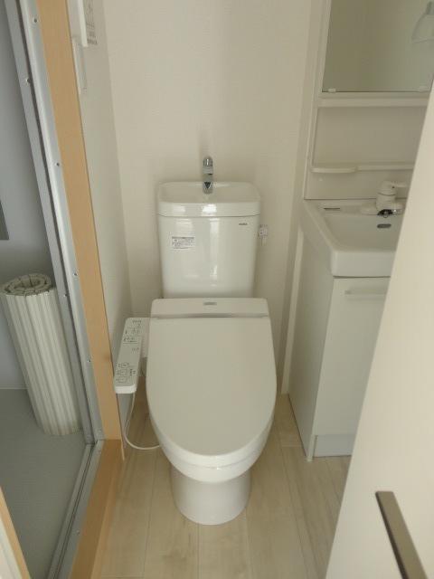 グラシア東神奈川トイレ