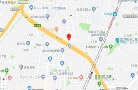 新板橋駅 徒歩21分案内図
