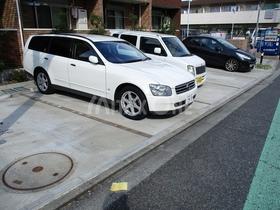 ベルアルモニービー(ベルアルモニーB)駐車場