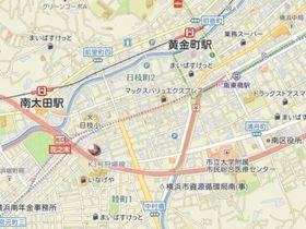 アルボーレ浜田案内図