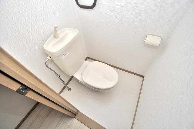 サンビレッジ・ラポール 清潔で落ち着くアナタだけのプライベート空間ですね。