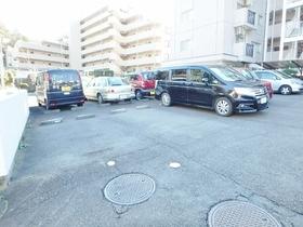 ニューパレス2駐車場