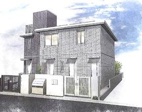(仮)用賀2丁目新築アパートの外観画像
