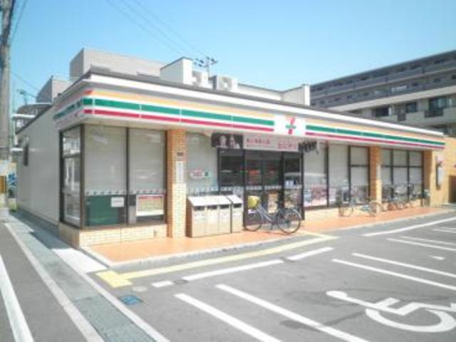 セブンイレブン泉大津東助松町店