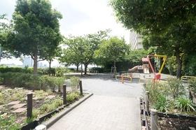 敷地内公園あります
