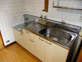 ガステーブルと瞬間湯沸器はご自身でご用意ください