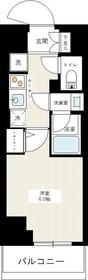 アイル横浜ノースツインズⅠ3階Fの間取り画像