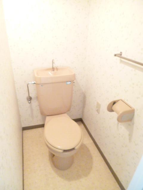 カーサメディオトイレ