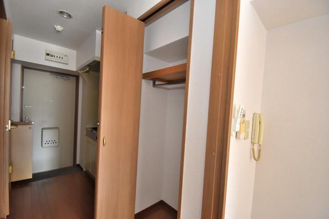 アベニューリップル長田Ⅱ もちろん収納スペースも確保。いたれりつくせりのお部屋です。