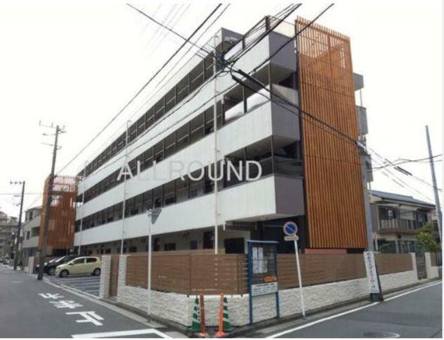 レジデンス横浜鶴見の外観画像