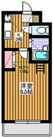 上板橋駅 徒歩16分4階Fの間取り画像