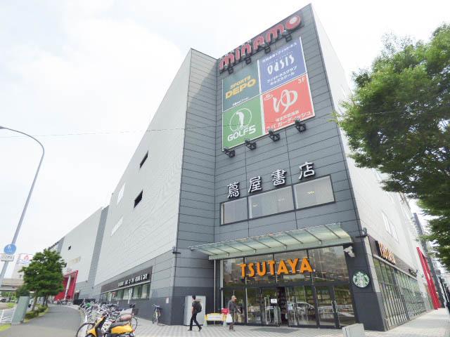 仮)大棚町メゾン[周辺施設]ショッピングセンター