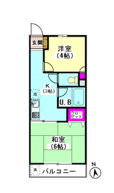 メゾンハピネス 205号室