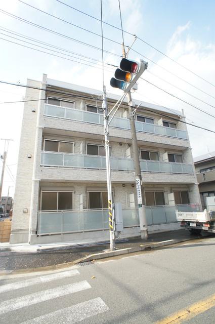 川崎駅 バス6分「大島五丁目」徒歩3分外観