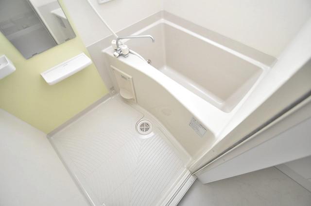 ラ・ハイール北巽 一日の疲れを洗い流す大切な空間。ゆったりくつろいでください。