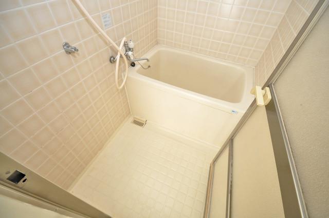 ニューハイツアサヒ ゆったりと入るなら、やっぱりトイレとは別々が嬉しいですよね。