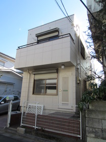 渡井邸の外観画像