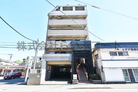 ピュアドーム南山荘通り : 4階外観