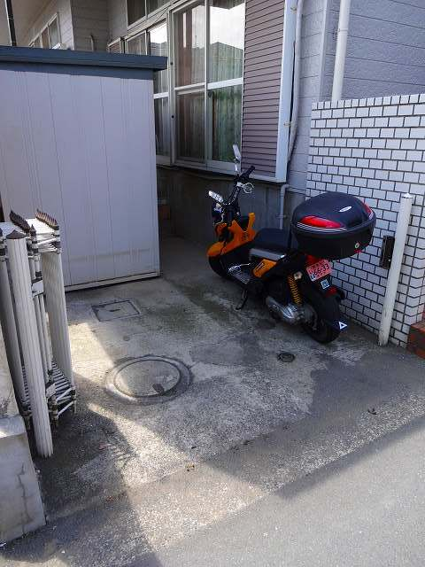 高田駅 徒歩7分共用設備