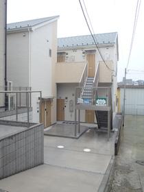 Hilltop横浜エントランス