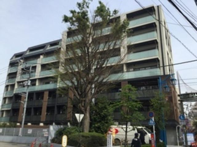 幡ヶ谷駅 徒歩1分の外観画像