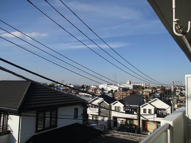 二俣川駅 徒歩3分景色