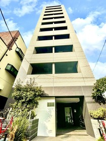 横浜阪東橋マンションの外観画像