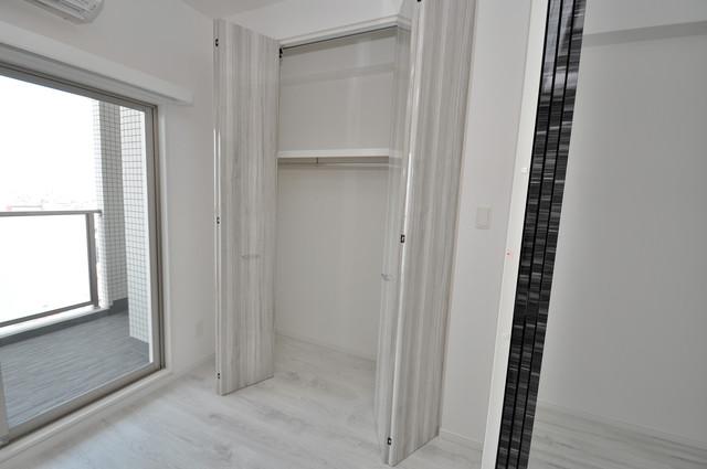 オリエンテム もちろん収納スペースも確保。いたれりつくせりのお部屋です。