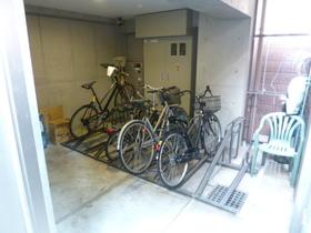 スカイコート神楽坂弐番館駐車場