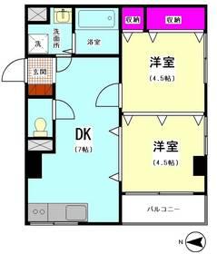 ラ・メゾンド3622 501号室