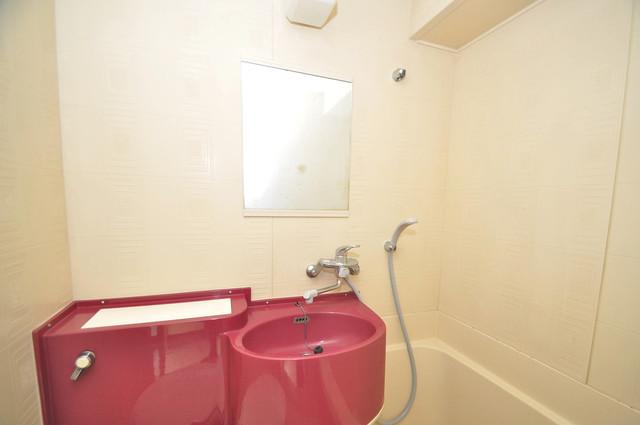 ロータリーマンション永和 小さいですが洗面台ありますよ