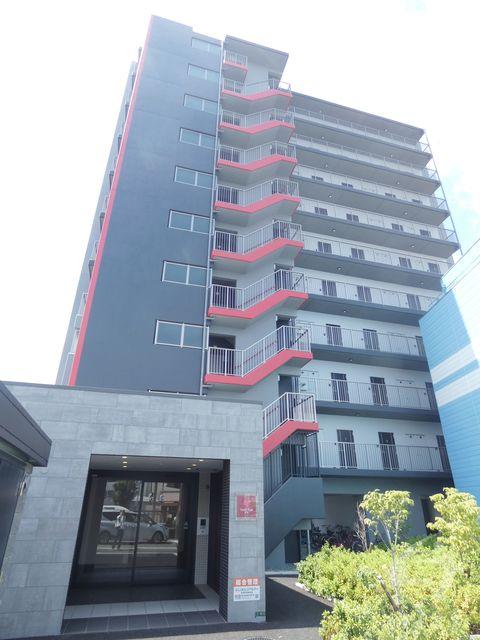 大阪市生野区田島6丁目の賃貸マンションの外観