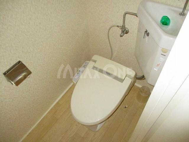 浅野マンショントイレ