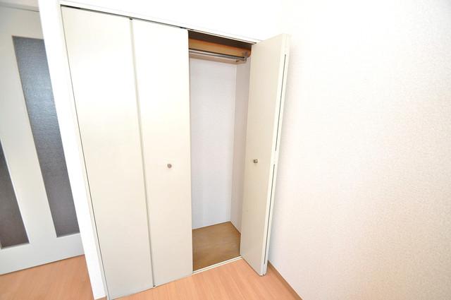 レトワール小路 もちろん収納スペースも確保。お部屋がスッキリ片付きますね。