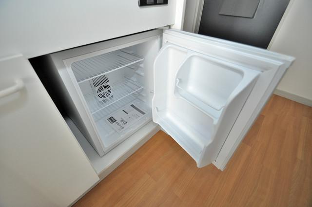 ANEMOS ミニ冷蔵庫付き。