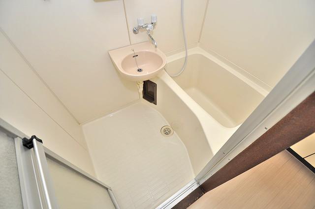メゾン・ダイコー 機能的なバスルームはトイレと別々なので、広々としていますよ。
