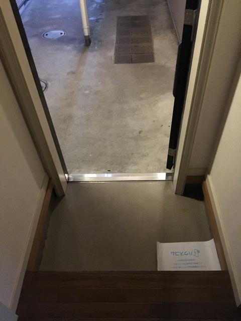 ライブラK玄関