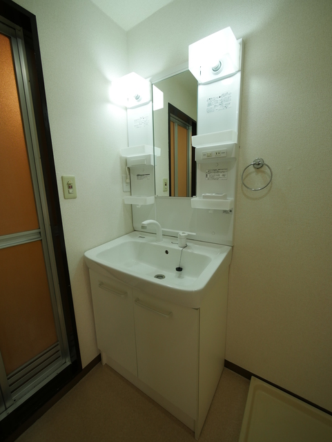アクティブ21洗面所