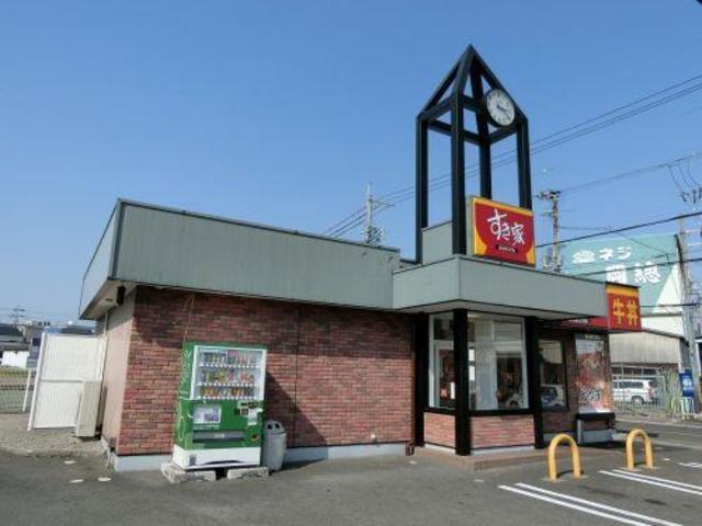 すき家八尾山賀店