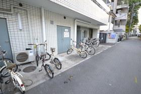 池尻大橋駅 徒歩15分共用設備